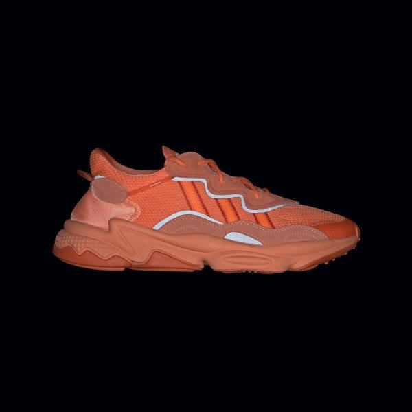 adidas ozweego orange fluo