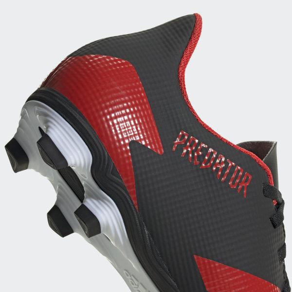 adidas Predator 20.4 FxG Fußballschuh Schwarz | adidas Austria