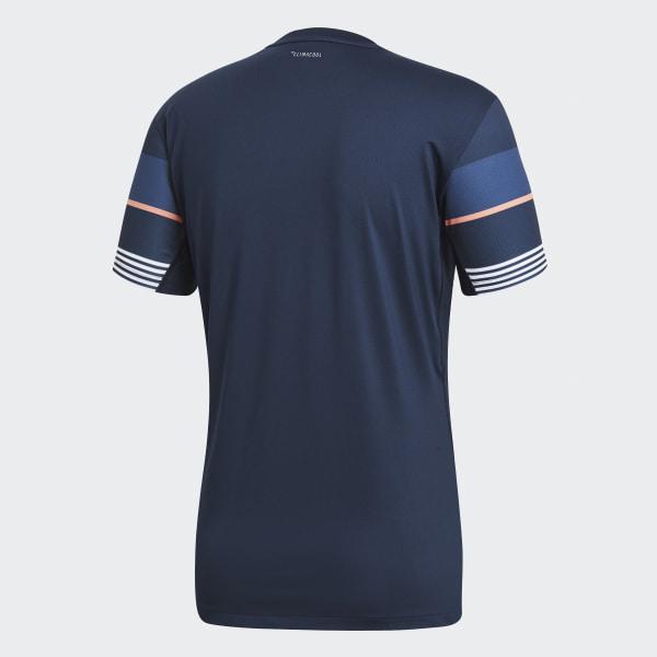 adidas Roland Garros Tennis Shorts Jungen collegiate navy