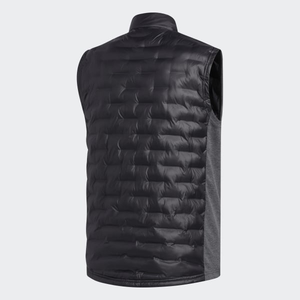 Adidas Mens Frostguard Insulated Vest Dark Green