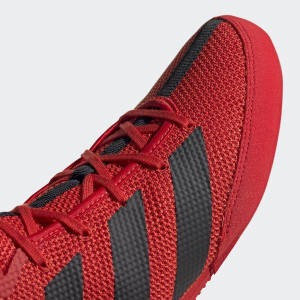 adidas Chaussure Box Hog 3 Rouge | adidas Belgium