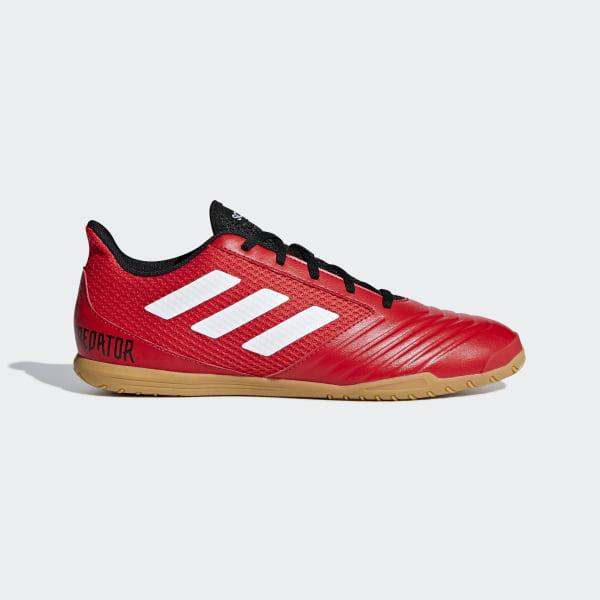 Scarpe da calcio Predator 18.4 Sala Rosso adidas | adidas Italia
