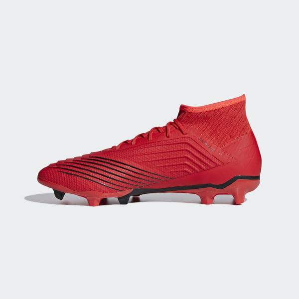 really comfortable united states exclusive range Chaussure Predator 19.2 Terrain souple - Rouge adidas | adidas France