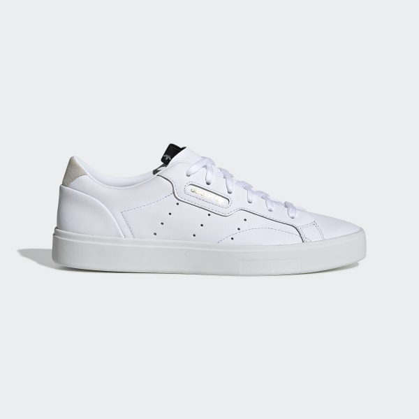 adidas Sleek Sko Hvit | adidas Norway