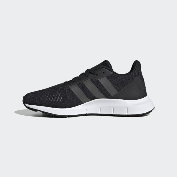 Damen adidas Schwarz weiß Swift Run Rf Sneaker
