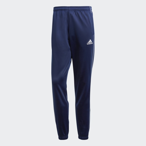 Pantalon Core 18 Bleu adidas | adidas Switzerland