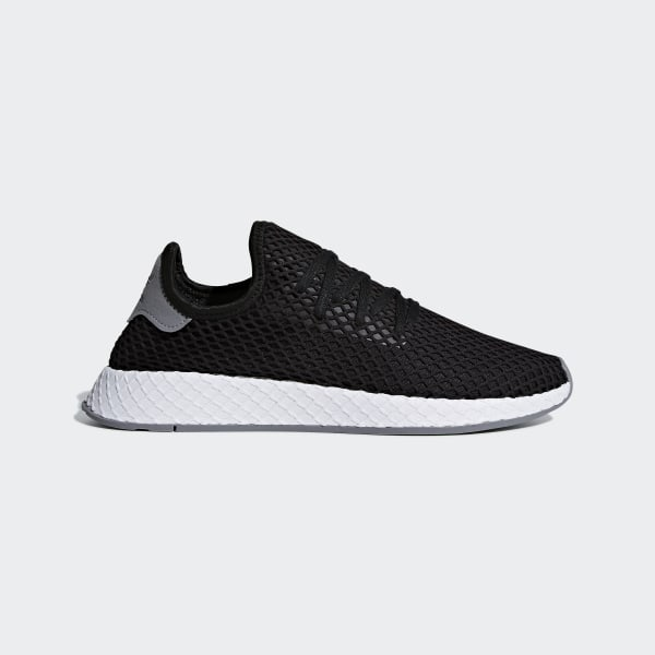 adidas Zapatillas DEERUPT RUNNER Negro | adidas Argentina
