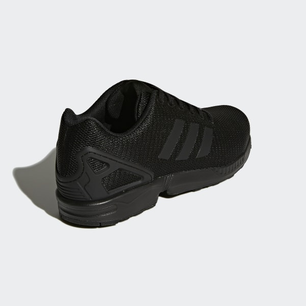 adidas flux black size 4