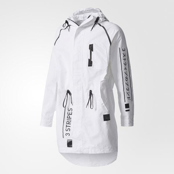 super specials release date temperament shoes adidas Utility Jacket - White | adidas Australia