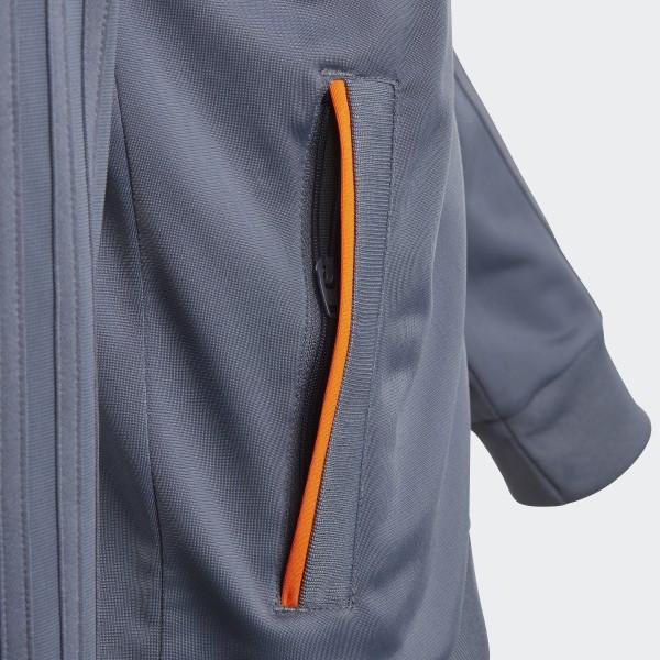 ADIDAS PERFORMANCE Sport Jacke 'Condivo 18' in grau orange