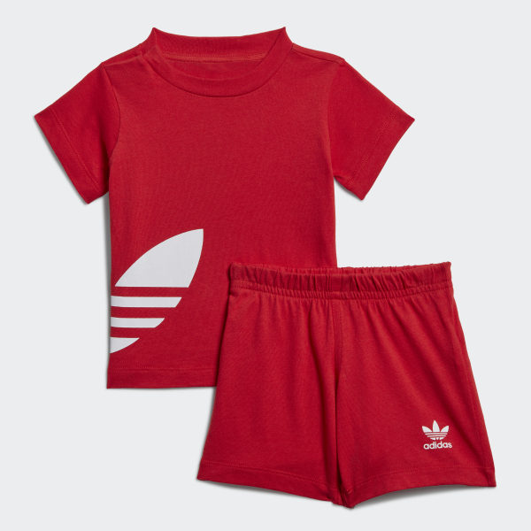 adidas shorts toddler
