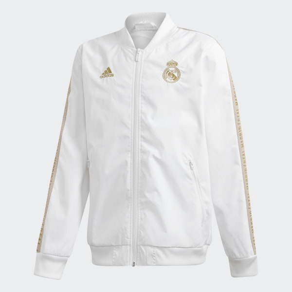 adidas Performance Real Madrid Anthem Jacke Herren