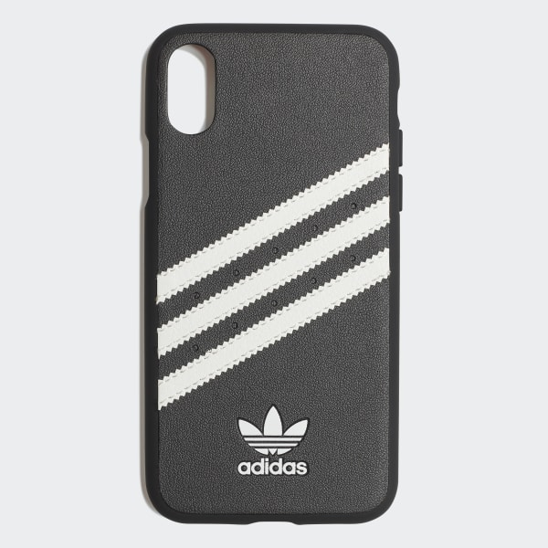 foto ufficiali 4c454 395c8 adidas Molded Case iPhone X - Black | adidas UK