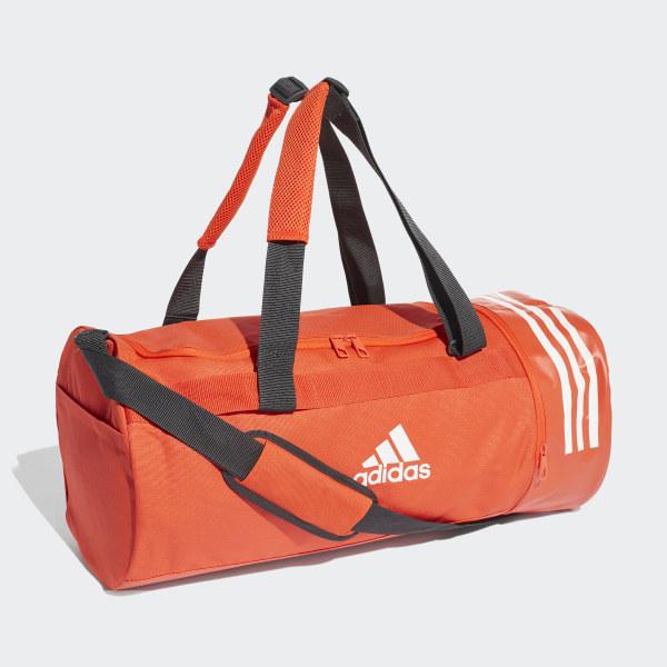 adidas Sac de Sport en Toile Convertible 3-Stripes