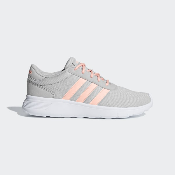 lace up in differently detailing adidas Lite Racer Shoes - Grey | adidas UK
