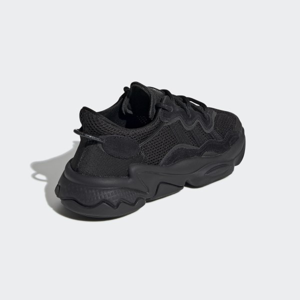 united kingdom genuine shoes new list adidas OZWEEGO Shoes - Black | adidas UK