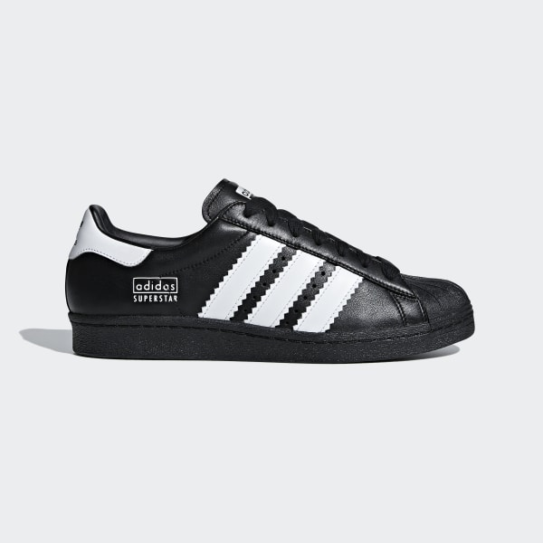 adidas Superstar 80s Shoes Black | adidas UK