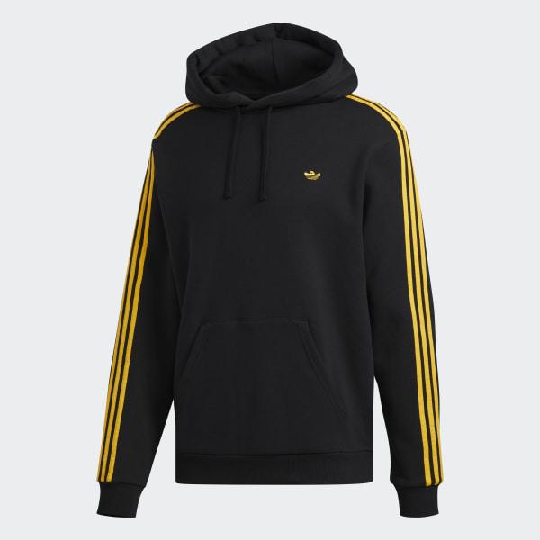 Adidas Skateboarding Mini Shmoo Hd Hoodie BlackActive Gold