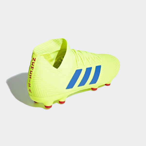 Scarpe adidas Nemeziz 18.3 Firm Ground Taglia 44 Bb9438