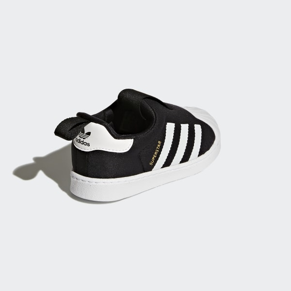 New Adidas toddler shoes SUPERSTAR 360 I (S82711) baby shoes
