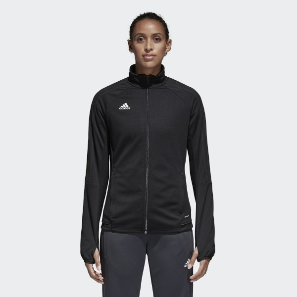 Adidas Official Gift Ladies Climalite Training Running Track Top Jacket