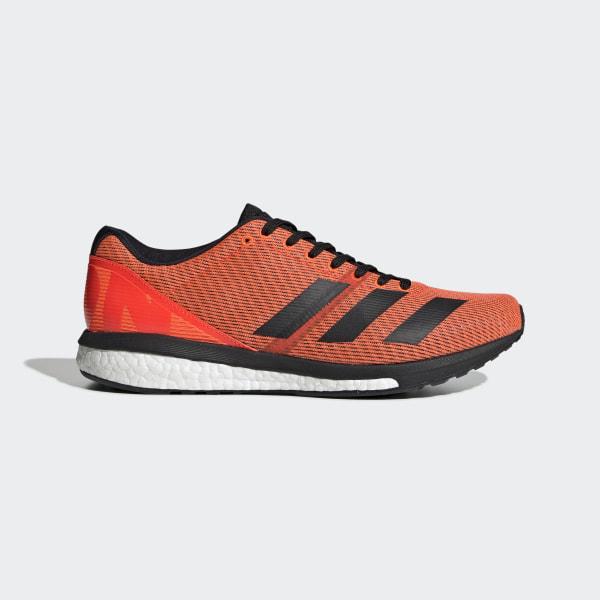 mitad de descuento mejor precio gran ajuste adidas Adizero Boston 8 Shoes - Orange   adidas UK