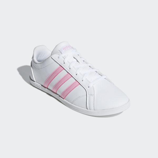 adidas VS CONEO QT Shoes - White | adidas Ireland