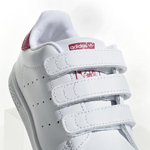 Adidas Stan Smith Klettverschluss Größe 44 23:
