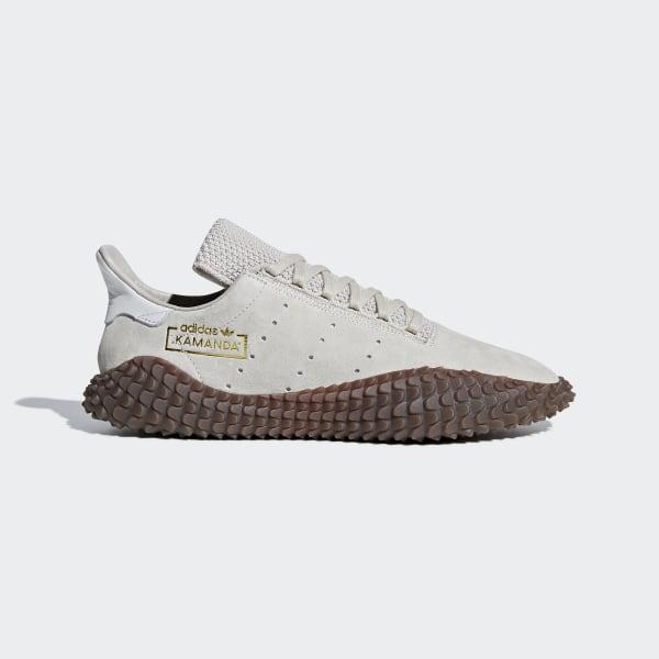 adidas Kamanda 01 Shoes Brown | adidas UK