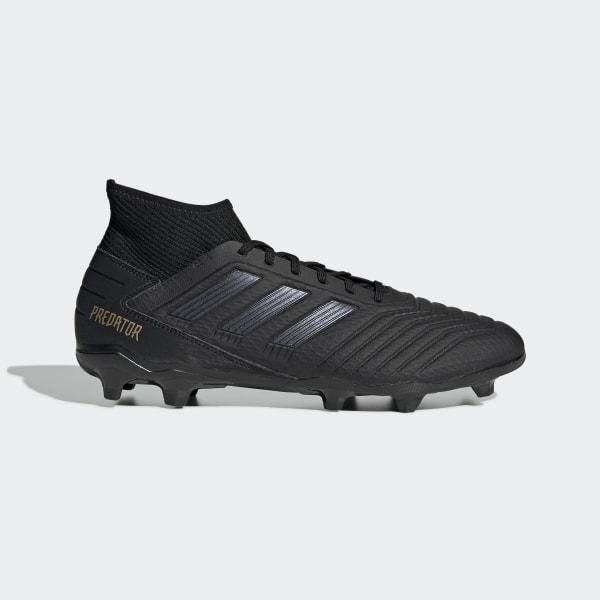 adidas Predator 19.3 Firm Ground Cleats Black | adidas US