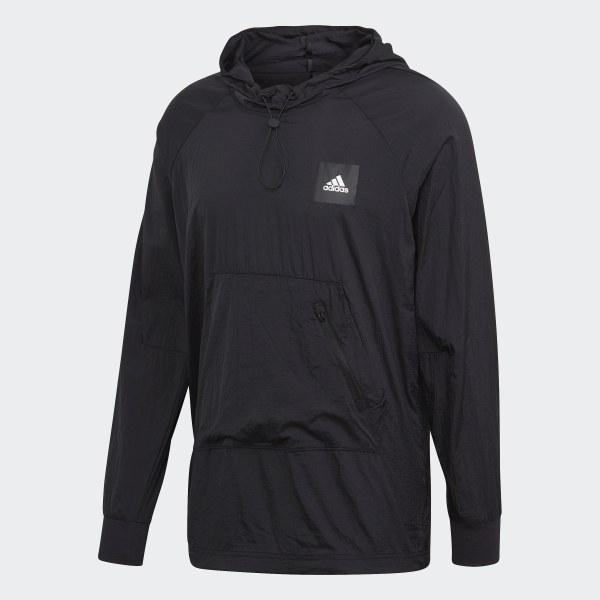 Must Haves Woven Sweatshirt