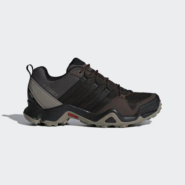 adidas Männer Terrex AX2R GTX Schuh 2018 night browncore black CM7716