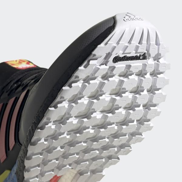 adidas Ultra Boost All Terrain Shock Yellow Details