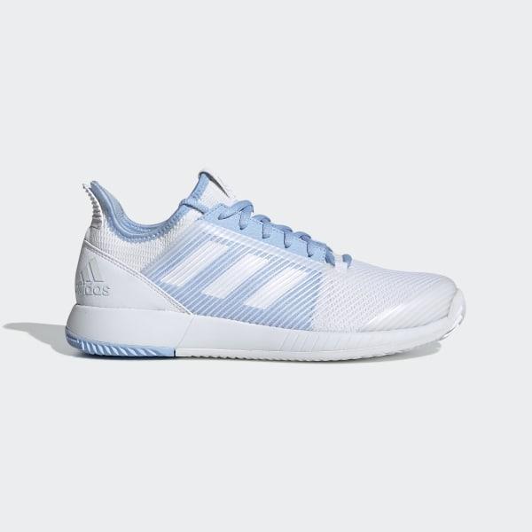 Adizero Club Women's Tennis Shoe Light Blue
