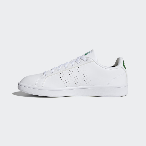 adidas Tenis Cloudfoam Advantage Clean Blanco | adidas Mexico