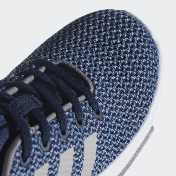 adidas Cloudfoam Racer TR Shoes - Blue   adidas UK