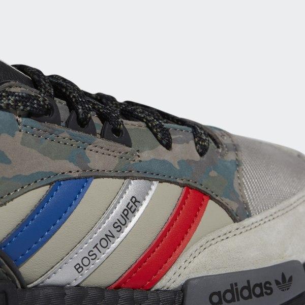 Superior Quality Adidas Originals Boston Super Camo Men
