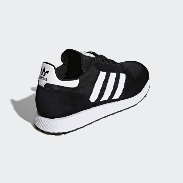 zapatillas adidas negras mujer forest grove