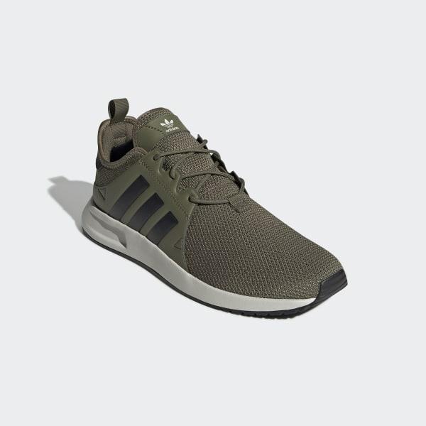 shoes adidas Originals X Plr Trace KhakiCore BlackWhite