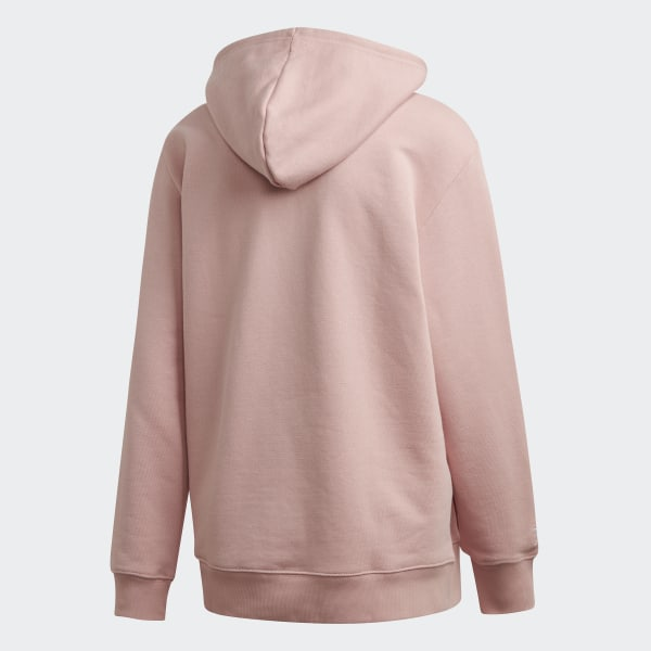 adidas hoodie rosa
