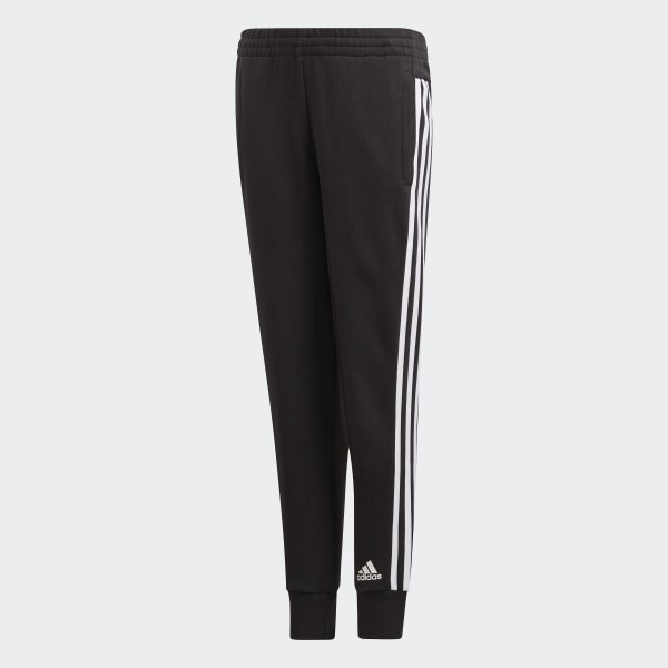 adidas Kalhoty Must Haves 3-Stripes - černá | adidas Czech Republic
