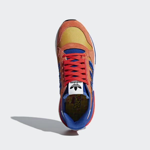 adidas Dragonball Z ZX 500 RM Shoes Orange | adidas US