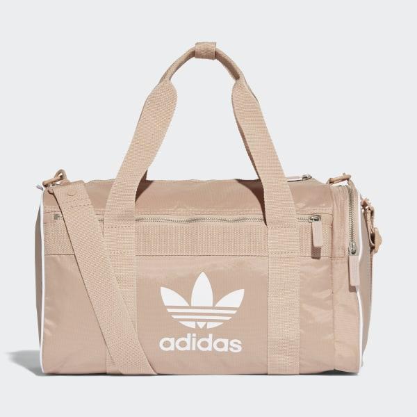 adidas Duffel Bag Medium - Beige | adidas US