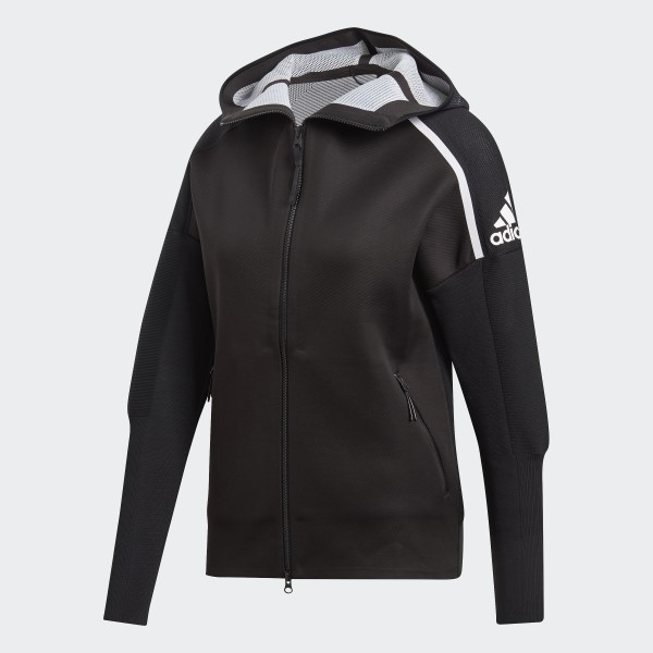 adidas Z.N.E. Primeknit Hoodie Schwarz | adidas Austria