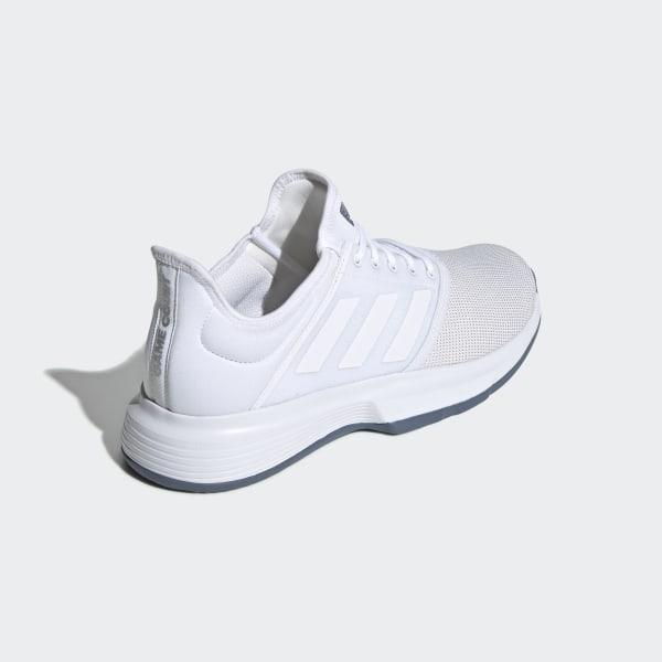 Scarpe GameCourt Bianco adidas | adidas Italia