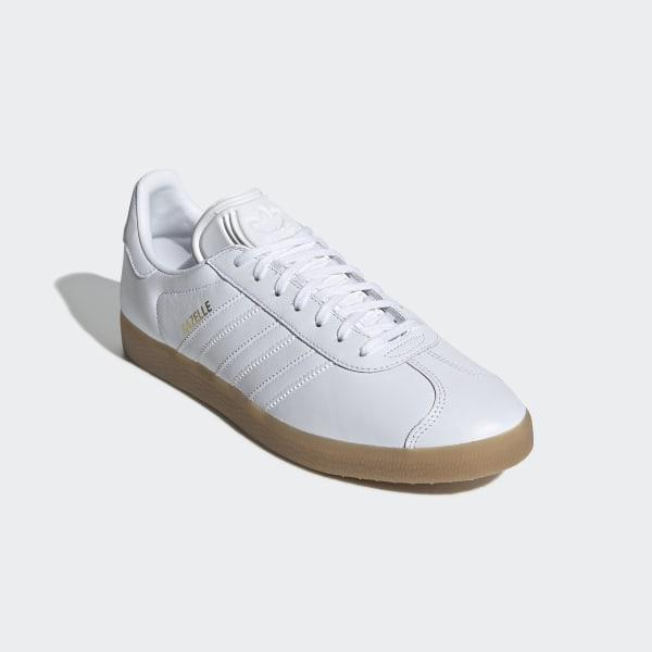 adidas Gazelle Schuh Weiß   adidas Deutschland