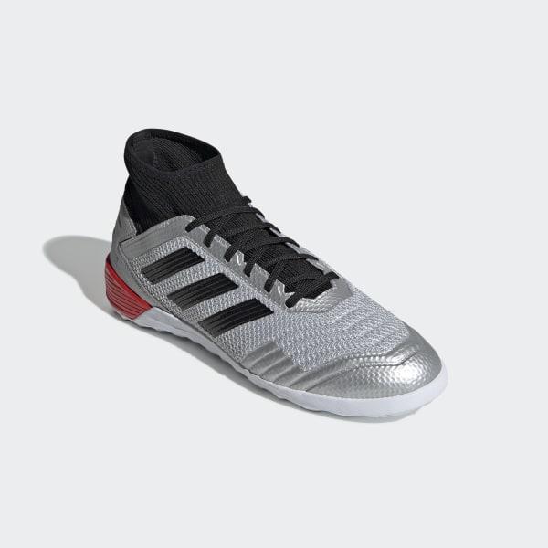 Scarpe Predator Tango 19.3 Indoor Argento adidas | adidas Switzerland