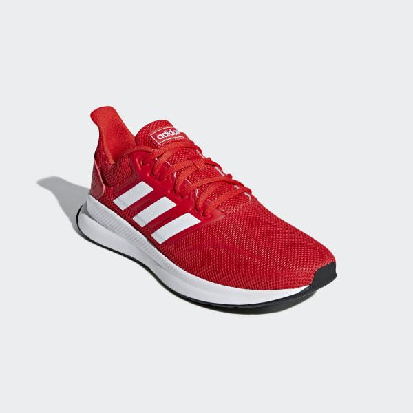 adidas Tenis Runfalcon Rojo | adidas Mexico