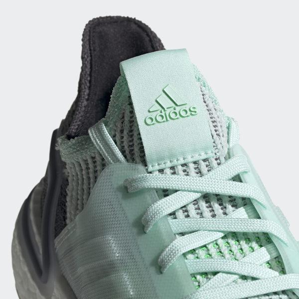 adidas Ultra Boost 2019 BlackMint Green For Sale