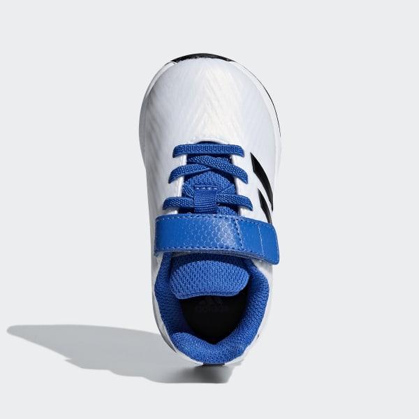 Zapatillas RapidaTurf Messi EL I Blanco adidas   adidas Peru
